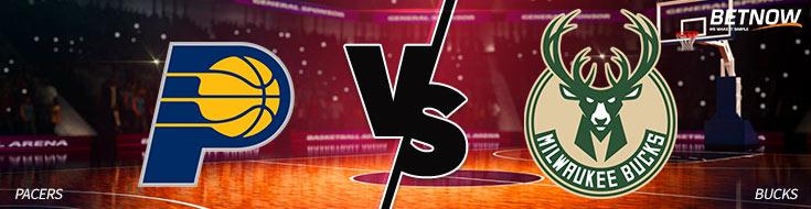 Indiana Pacers vs. Milwaukee Bucks Betting