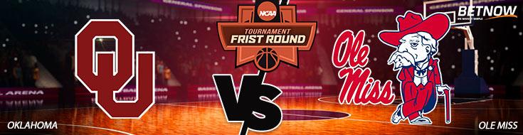 Oklahoma vs. Ole Miss Basketball