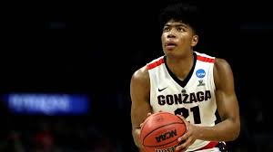 Rui Hachimura - Pepperdine vs. Gonzaga Basketball