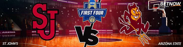 St. John's vs. Arizona State Basketball