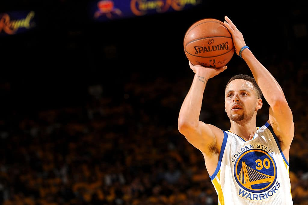 Stephen Curry - Boston Celtics vs. Golden State Warriors