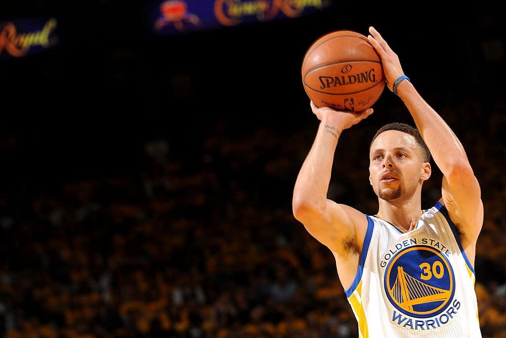 Stephen Curry - Boston Celtics vs. Golden State Warriors