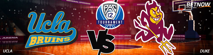 UCLA vs. Arizona State Basketball