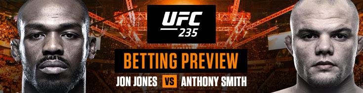 UFC 235 Betting Picks