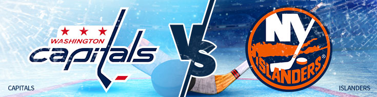 Washington Capitals vs. New York Islander