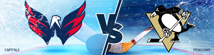 Washington Capitals vs. Pittsburgh Penguins