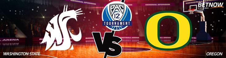 Washington State vs. Oregon Basketball