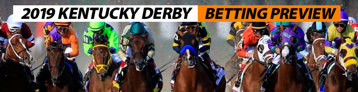 2019 Kentucky Derby Betting Odds