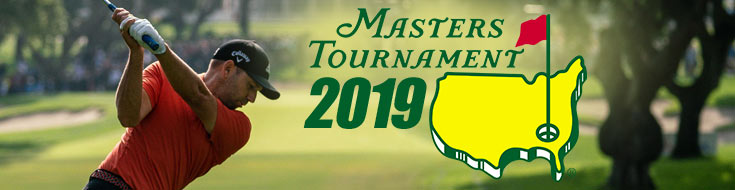 2019 Masters Betting Picks