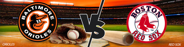 Baltimore Orioles vs. Boston Red Sox Betting Odds