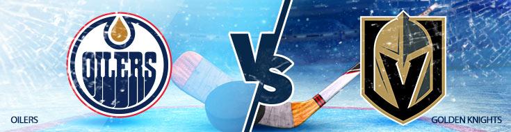 Edmonton Oilers vs. Vegas Golden Knights Betting Picks