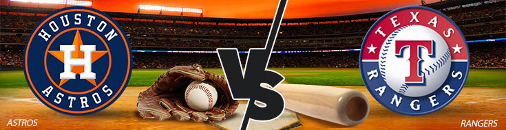 Houston Astros vs. Texas Rangers Betting Picks