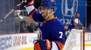 Jordan Eberle - Carolina Hurricanes vs. New York Islanders
