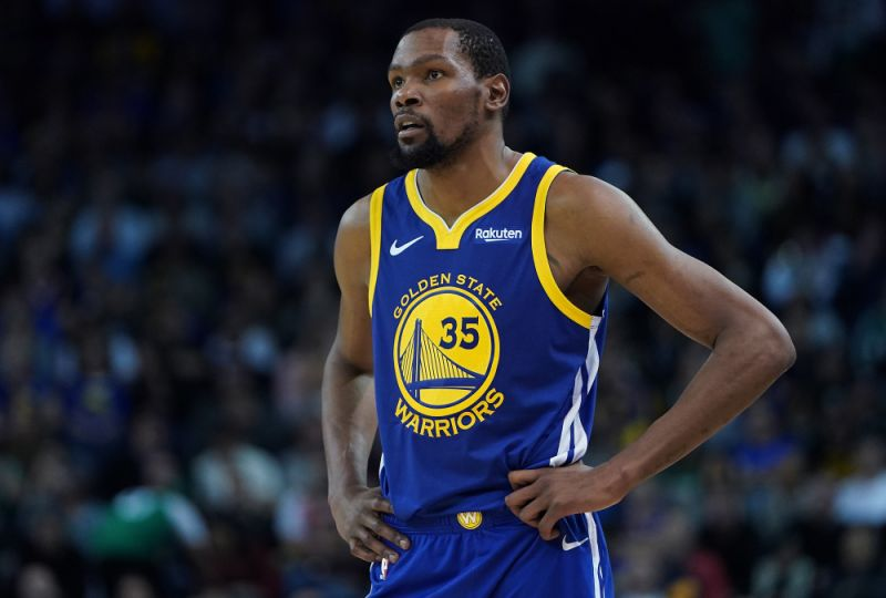 Kevin Durant - Los Angeles Clippers vs. Golden State Warriors