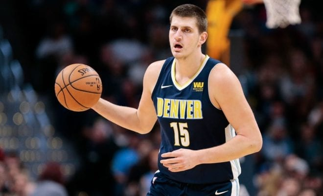 Nikola Jokic - Denver Nuggets vs. Golden State Warriors