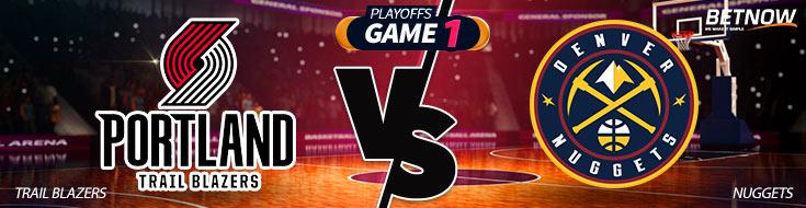 Portland Trail Blazers vs. Denver Nuggets Betting Picks
