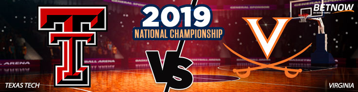 Texas Tech vs. Virginia Basketball Picks, 2019 National Championship