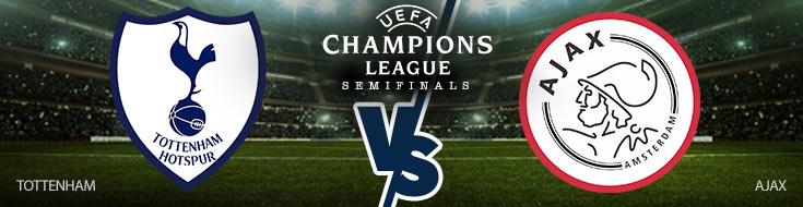 Tottenham Hotspur vs. Ajax Amsterdam Betting Picks