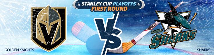 Vegas Golden Knights vs. San Jose Sharks Stanley Cup Betting Picks