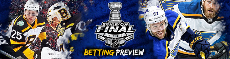 2019 Stanley Cup Finals Betting Preview