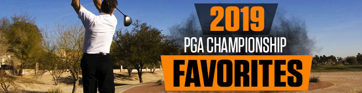 Best 2019 PGA Championship Favorites