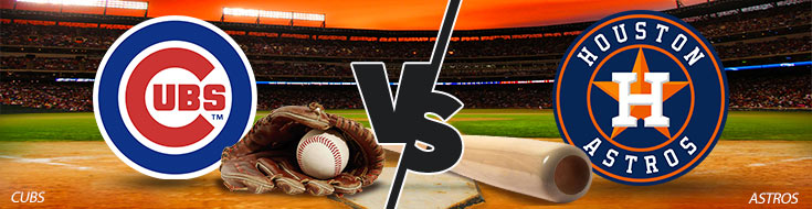 Chicago Cubs vs. Houston Astros Betting Picks