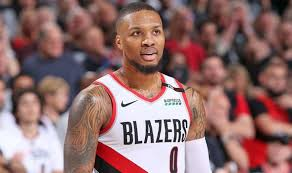 Damian Lillard - Golden State Warriors vs. Portland Trail Blazers