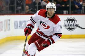 Jaccob Slavin - Carolina Hurricanes vs. Boston Bruins - Game 2