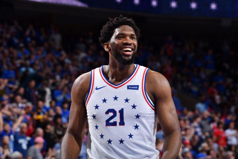 Joel Embiid - Philadelphia 76ers vs. Toronto Raptors