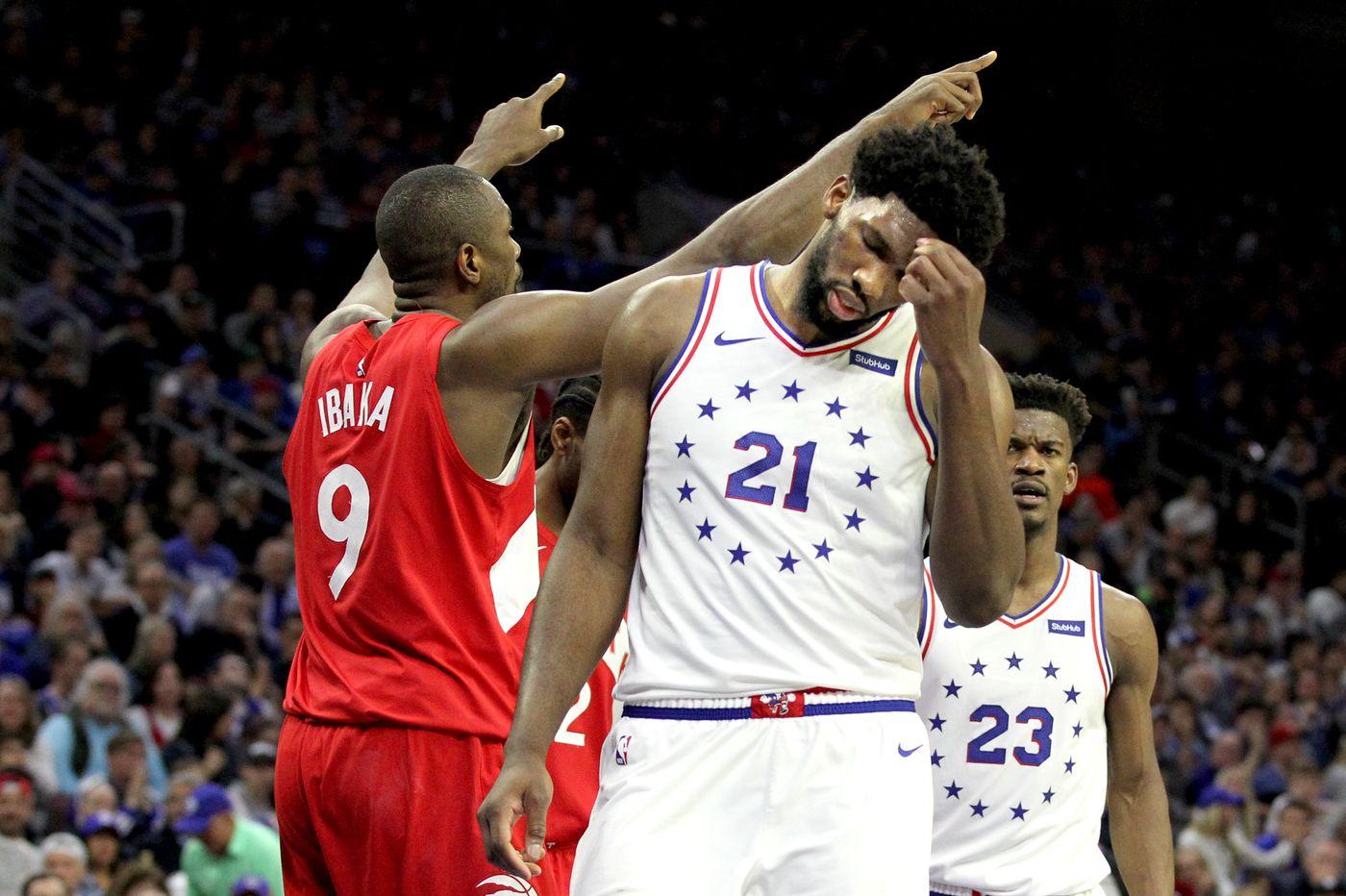 Joel Embiid - Toronto Raptors vs. Philadelphia 76ers