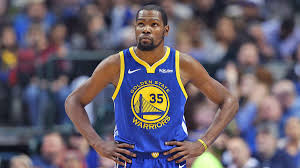 Kevin Durant - Golden State Warriors vs. Portland Trail Blazers