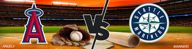 Los Angeles Angels vs. Seattle Mariners