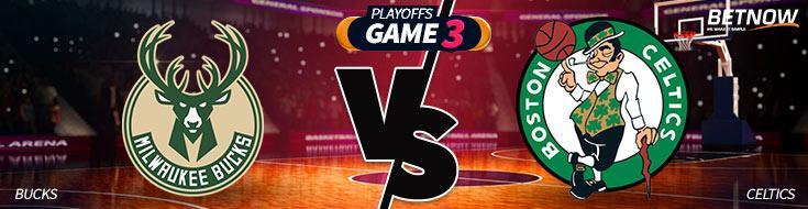 Milwaukee Bucks vs. Boston Celtics Betting Picks