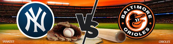 New York Yankees vs. Baltimore Orioles Betting Picks