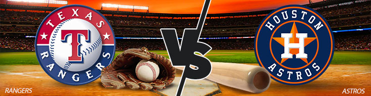 Texas Rangers vs. Houston Astros Betting Picks