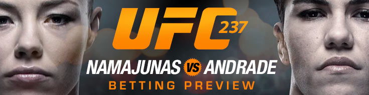 UFC 237 Betting Preview & Odds