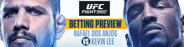 UFC on ESPN+ 10 Betting Preview