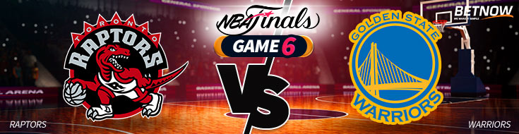2019 NBA Finals Game 6 Betting Preview