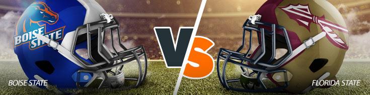 Boise State Broncos vs. Florida State Seminoles