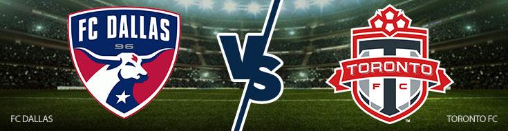 FC Dallas vs. Toronto FC