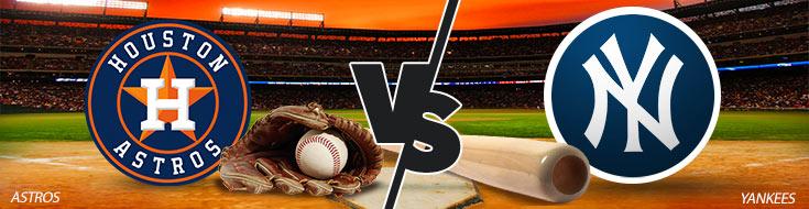 Houston Astros vs. New York Yankees