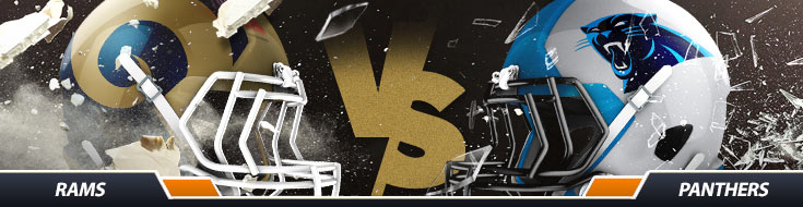 Los Angeles Rams vs. Carolina Panthers