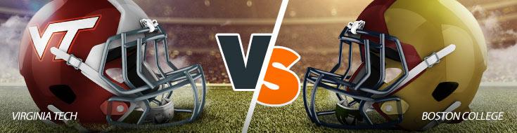 Virginia Tech Hokies vs. Boston College Eagles