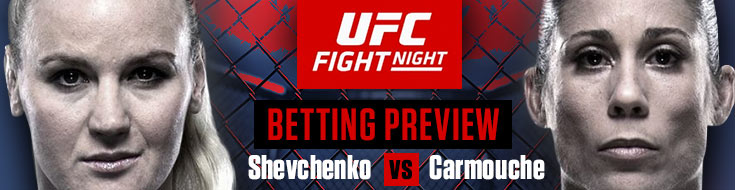 UFC on ESPN + 14 Betting Preview