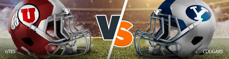 Utah Utes vs. BYU Cougars