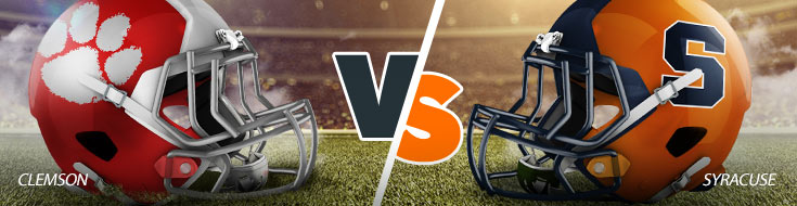 Clemson Tigers Vs. Syracuse Orange NCAAF betting odds, preview and game picks