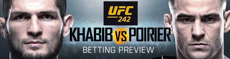 Dustin Poirier vs Khabib Nurmagomedov-betting-preview-UFC