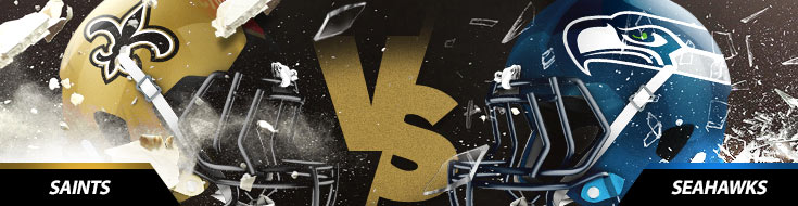 New Orleans Saints vs. Seattle Seahawks NFL betting odds and game preview
