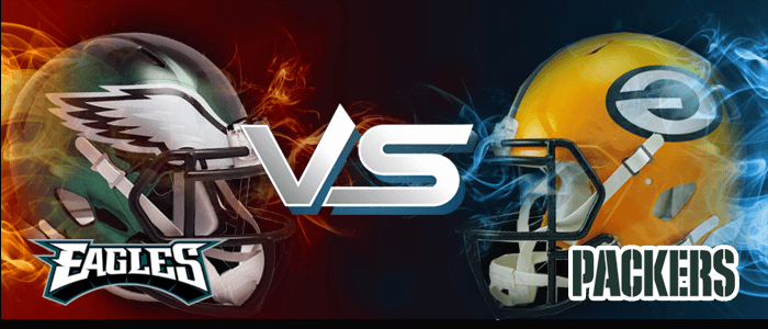 Philadelphia Eagles vs Green Bay Packers