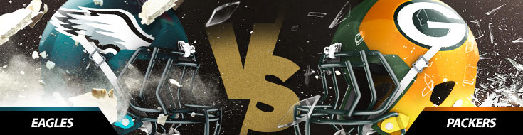 Philadelphia Eagles vs. Green Bay Packers NFL betting odds and game preview